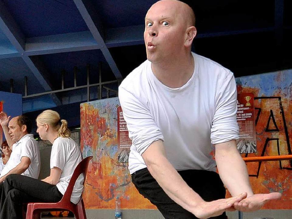"Improtheater ""Die Spontanellen"".  | Foto: Thomas Kunz"