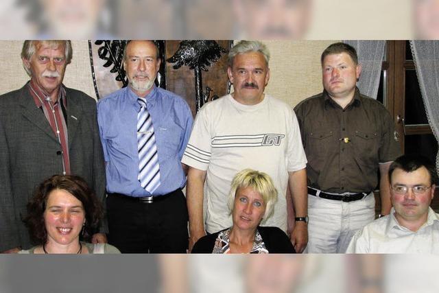 Acht scheiden aus dem Gemeinderat aus