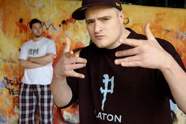 Heimatgefühle der Südwest-Rapper