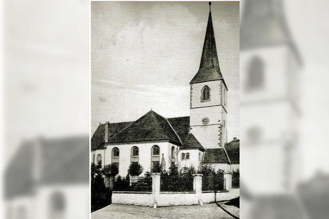 Gotteshaus kam unter den Hammer
