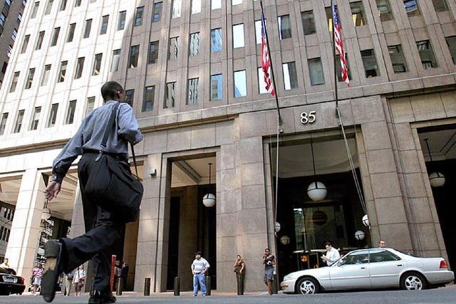 Ein Milliardengewinn in der Finanzkrise