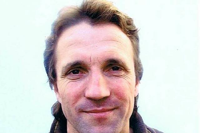 Lukas Oßwald kandidiert im Wahlkreis Lahr-Emmendingen für die Linken