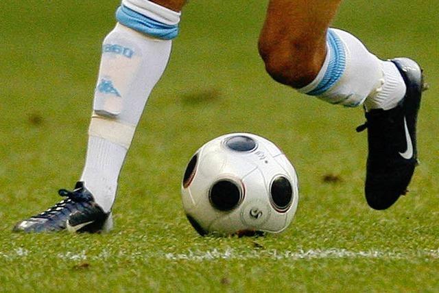 Zum 25. Mal Spitzenfußball in Bahlingen