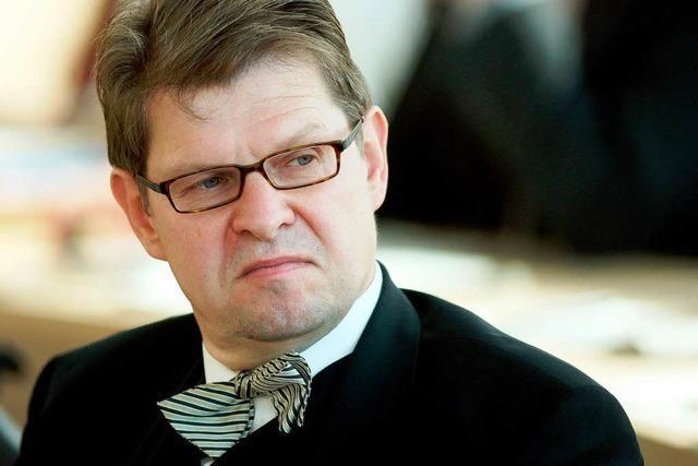 CDU in Schleswig-Holstein will Koalition beenden