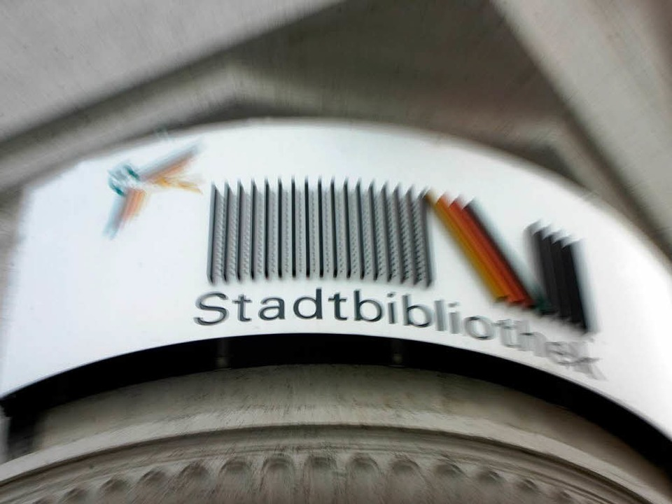 Eine gute Adresse: die Stadtbibliothek Lörrach    Foto: Bastian Henning