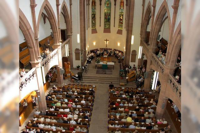 Orgel und Saxophon im Dialog