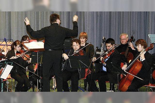 Acht Musikschulen spielen