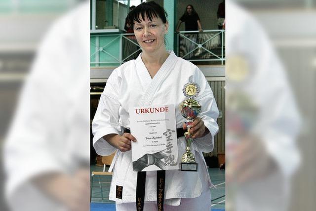 Bronze in der Masterklasse