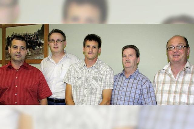 Sallnecks Ortschaftsrat verpflichtet