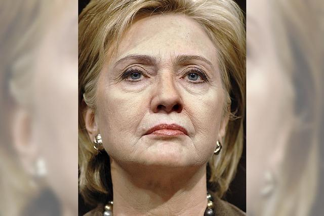 Hillary Clinton – im Schatten Barack Obamas