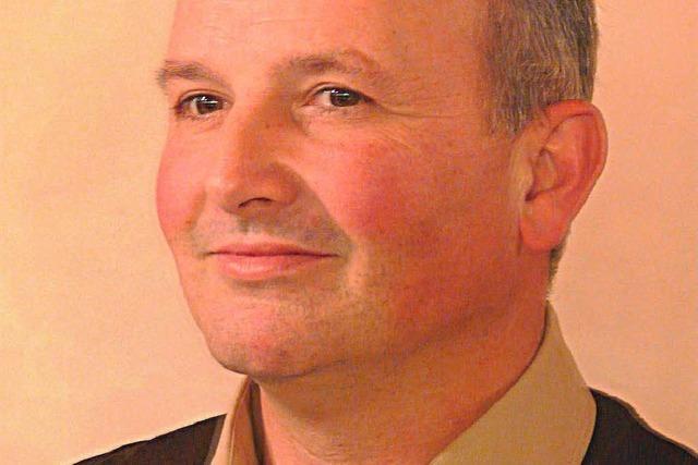 Rolf Mauch ist der neue Ortsvorsteher von Sulz