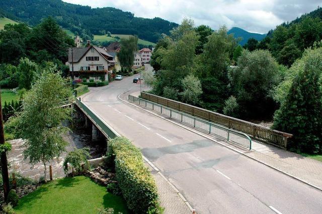 Bärenbrücke wird saniert