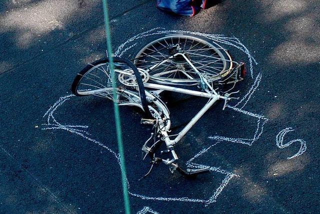 Erschreckende Zunahme von Radunfällen in Freiburg