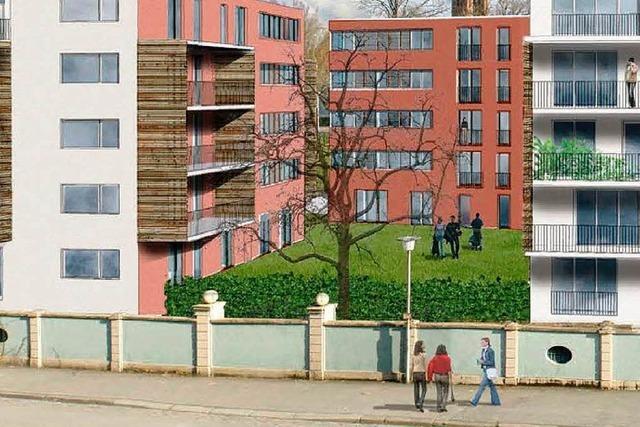 39 Wohnungen entstehen in der Cityresidenz Lahr