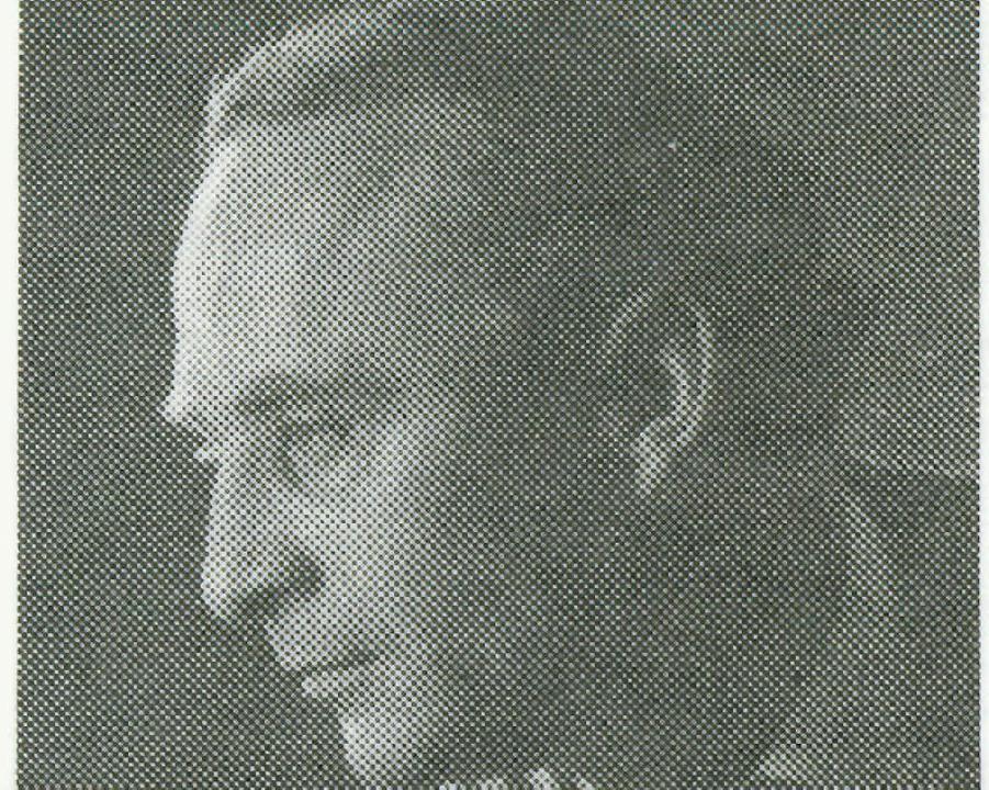 Otto Heinrich Klingele. <BZ-FotoNurRepro>Maier</BZ-FotoNurRepro>    Foto: Repro - Karin Maier