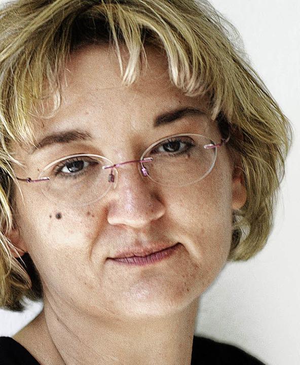 Cornelia Hecht   | Foto: Haus der Geschichte/Kühnel