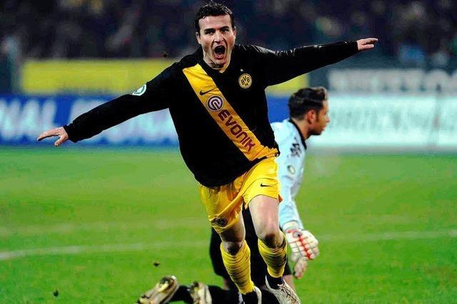 FC Basel angelt sich Alex Frei