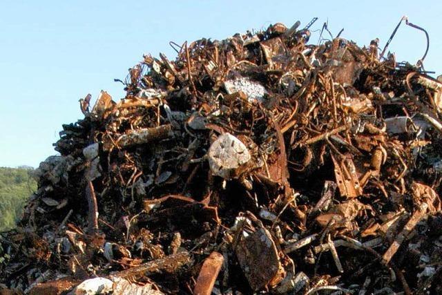 Landrat gegen Mülltourismus