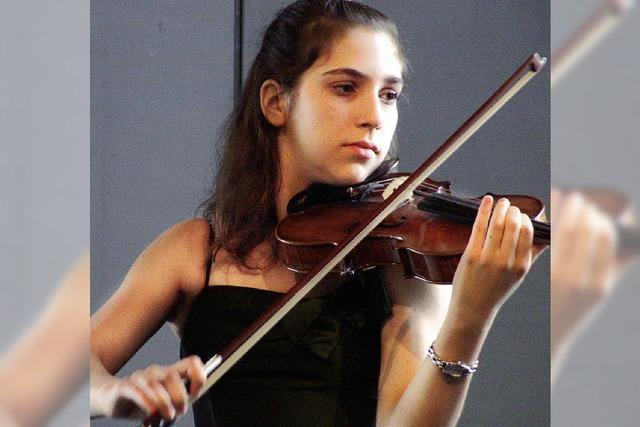 Selbstbewusste Talente – mit Können