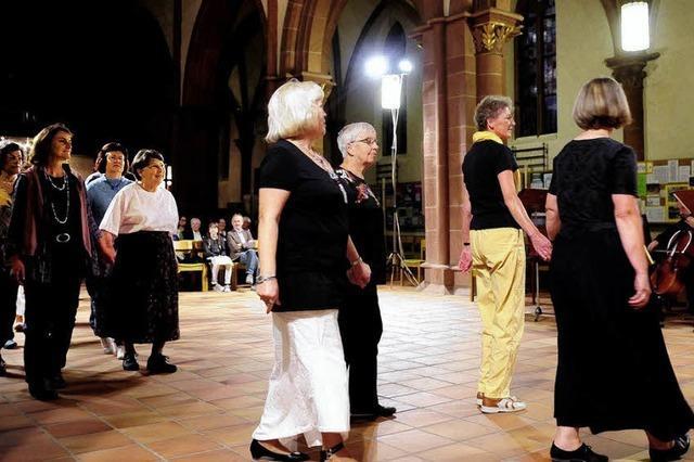 Tanz in der Kirche vollendet kleine Nachtmusik