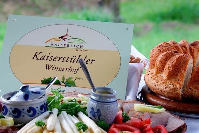 16 Kaiserstühler Winzerhöfe werben gemeinsam um Gäste