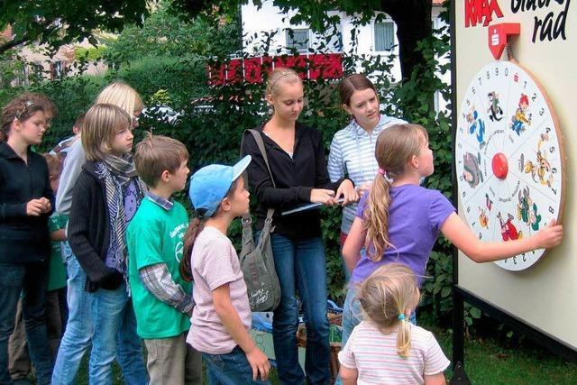 Kindergarten Wettelbrunn feierte Jubiläum