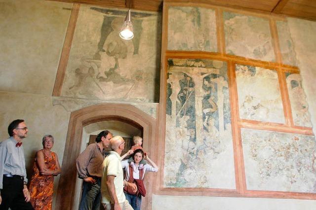 Burgheims Petruskirche strahlt wieder