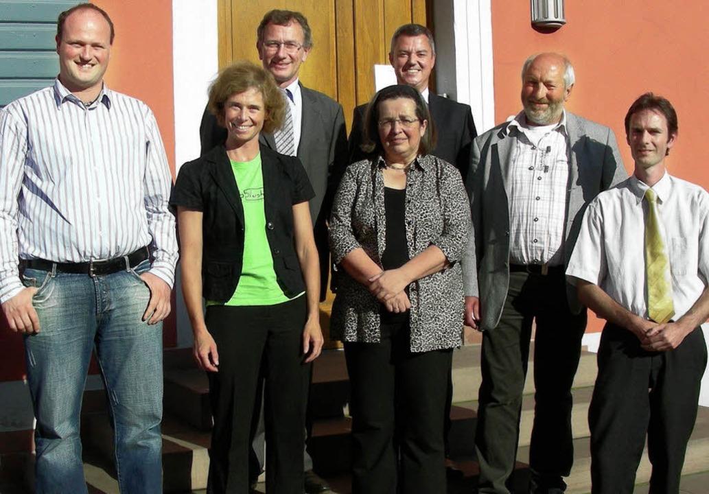 Neu im Gottenheimer Gemeinderat sind (...ess (FWG), Lioba Himmelsbach (Frauen)   | Foto: mario schöneberg