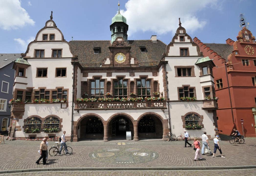 Wer mit wem? Der neue Freiburger Gemeinderat formiert sich.  | Foto: Ingo Schneider