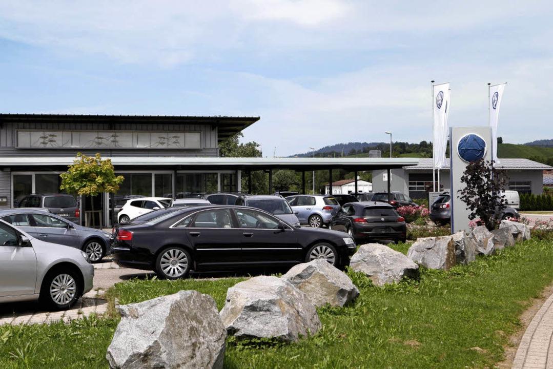neues link autohaus in gengenbach lahr badische zeitung. Black Bedroom Furniture Sets. Home Design Ideas