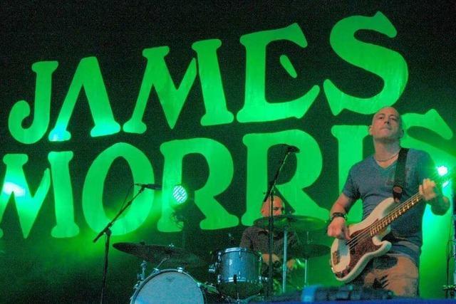 Fotos: James Morrison und Milow live in Lörrach bei Stimmen