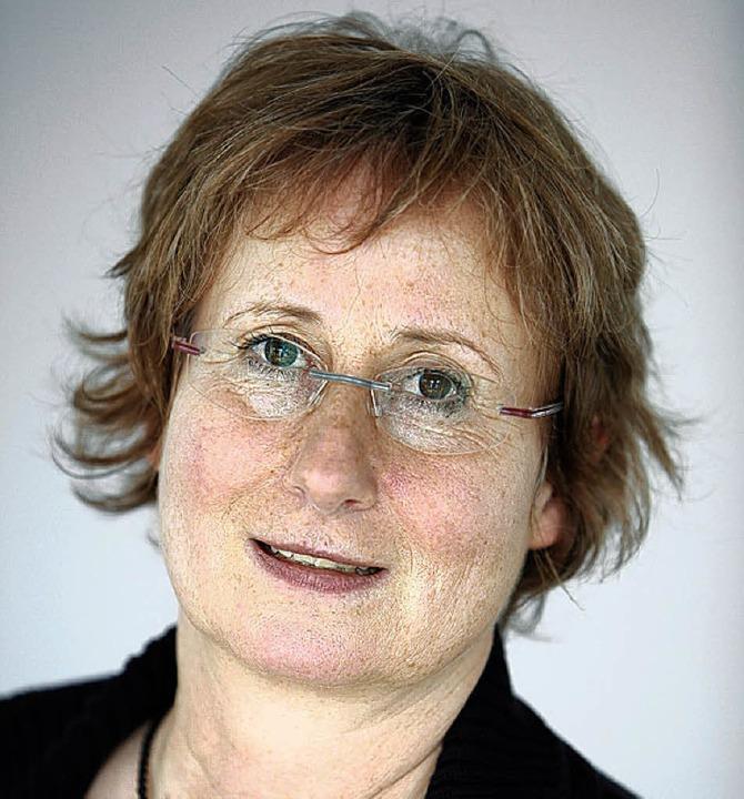 Karin Ganter   | Foto: ch. breithaupt