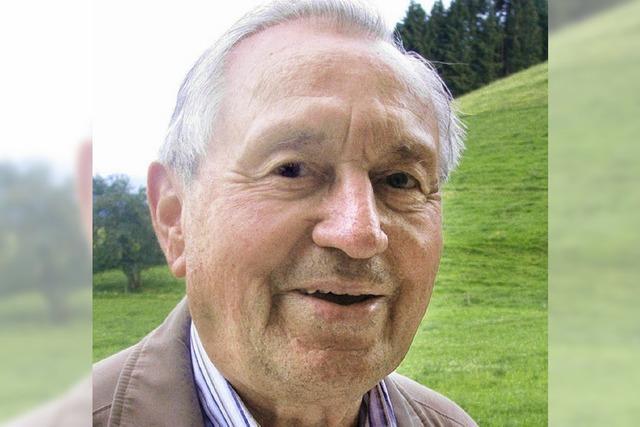 Günter Pätzold 80 Jahre alt