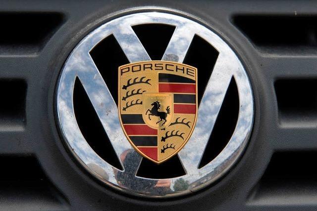 Porsche hat möglicherweise 14 Milliarden Euro Schulden