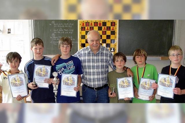 Gute Aussichten, erfolgreiche Schachspieler zu werden