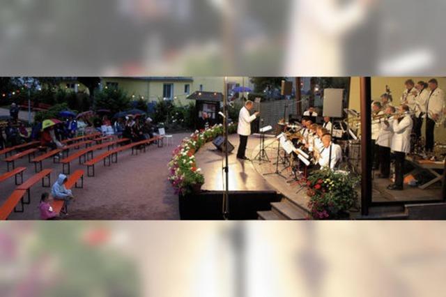 Bigband-Sound trifft auf Jazzstimme
