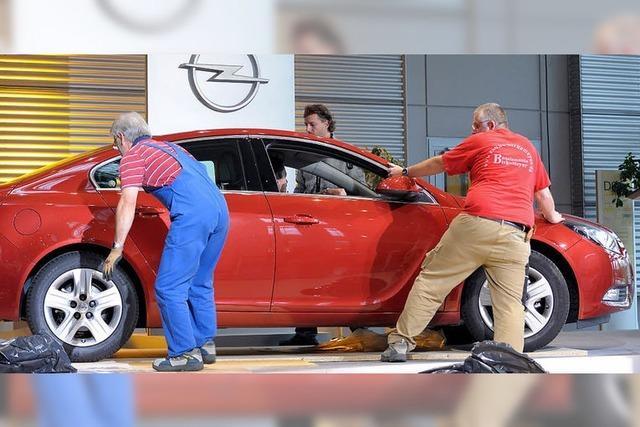 Gezerre um Opel nimmt zu