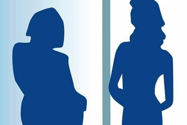 Körperbildstörungen – der Feind im Spiegel