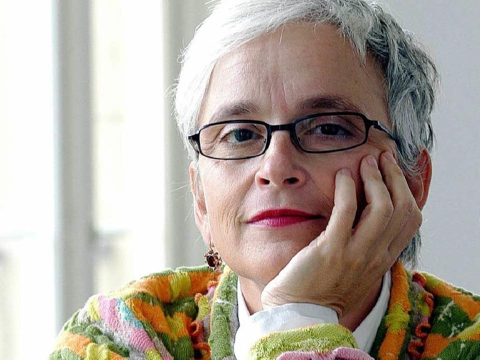Vier weitere Jahre bleibt Barbara Mundel Intendantin des Freiburger Theaters.  | Foto: Ingo Schneider