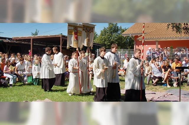 Fünf Kirchenchöre singen erstmals gemeinsam