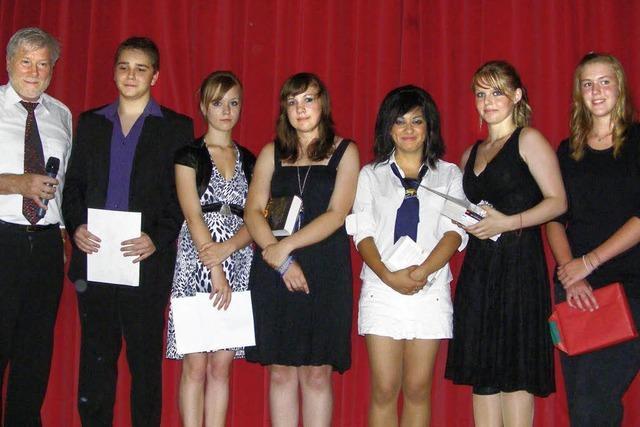 Aenne-Burda-Preis an Monsch-Schülerin Vivien Echle