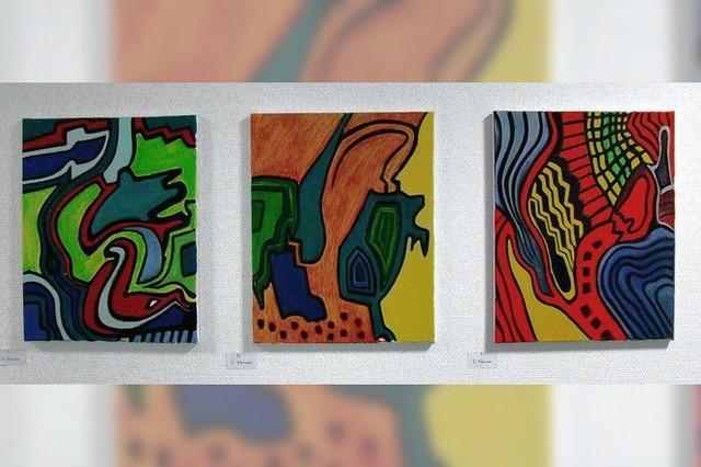 Kunstbegegnung im Klinikum