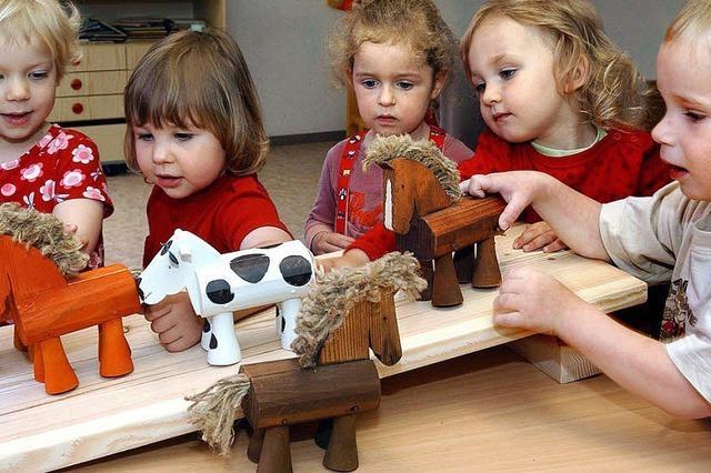 SPD will mehr Personal für Revolution in Kindergärten