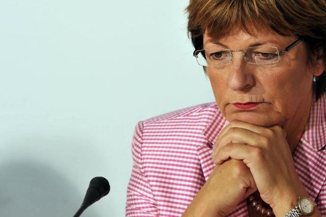 Ulla Schmidt und die Dienstwagen: Wie eine Ministerin rechnet