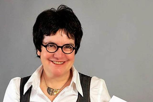 Charlotte Schubnell ist die neue Stellvertreterin des Bürgermeisters