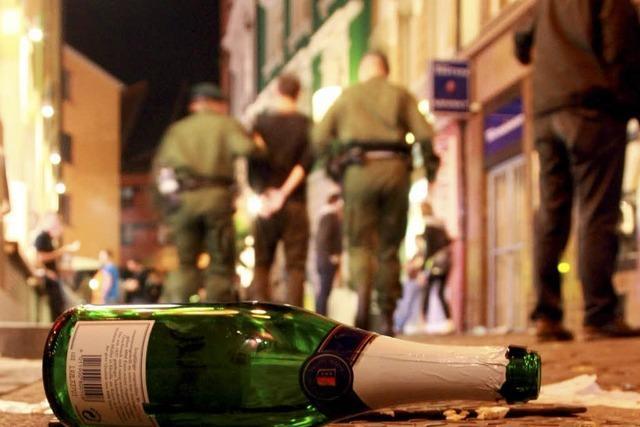 Gericht kippt Alkoholverbot in Freiburg