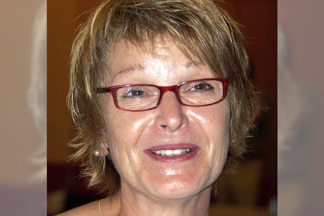 Susanne Eichin nun neue Vize