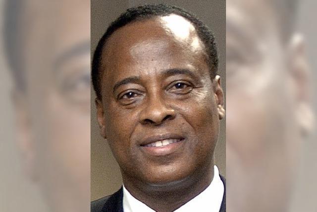 Verdacht gegen Jacksons Arzt erhärtet sich