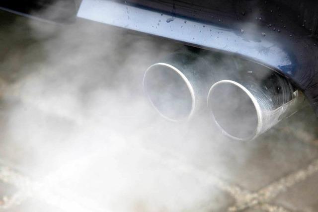 Auto-Umweltampel lässt auf sich warten