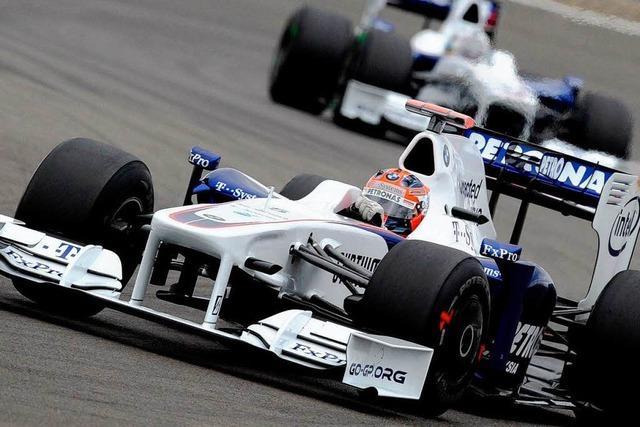 BMW steigt aus Formel 1 aus